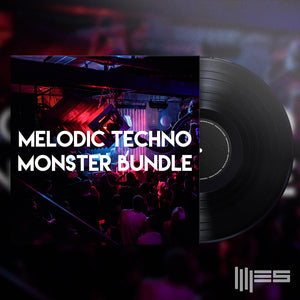Melodic Techno Monster Bundle