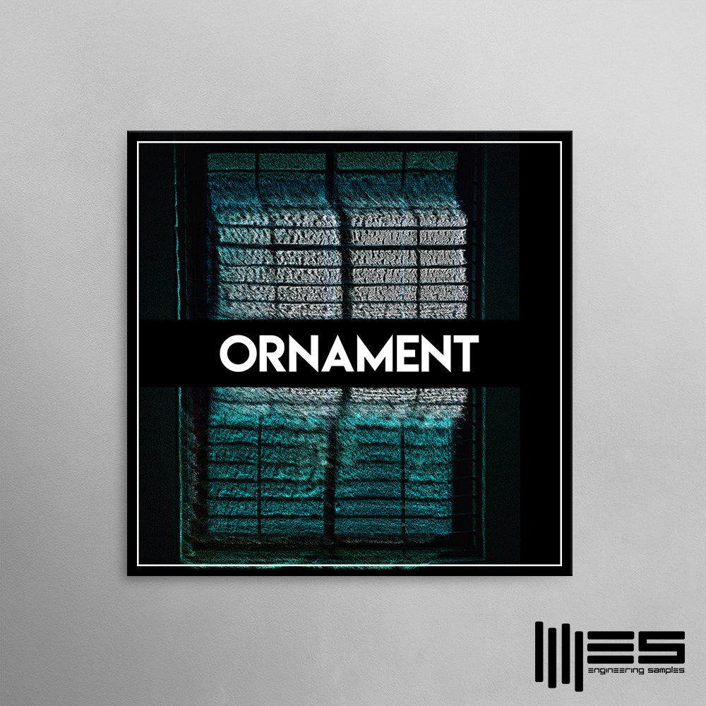 Ornament - Melodic Techno - Ableton Live 10 Template