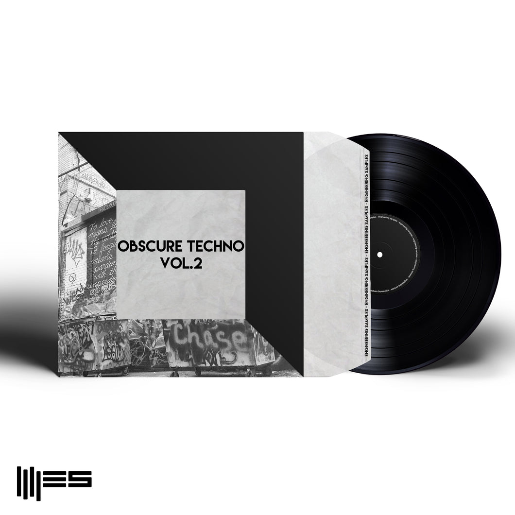Obscure Techno Vol.2