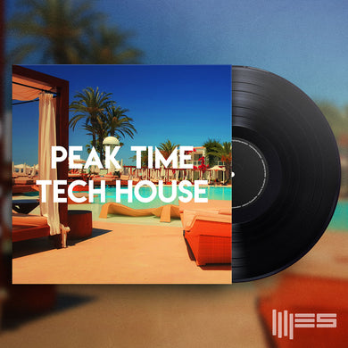 Peak Time Tech House