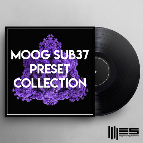 Moog Sub 37 Preset Collection