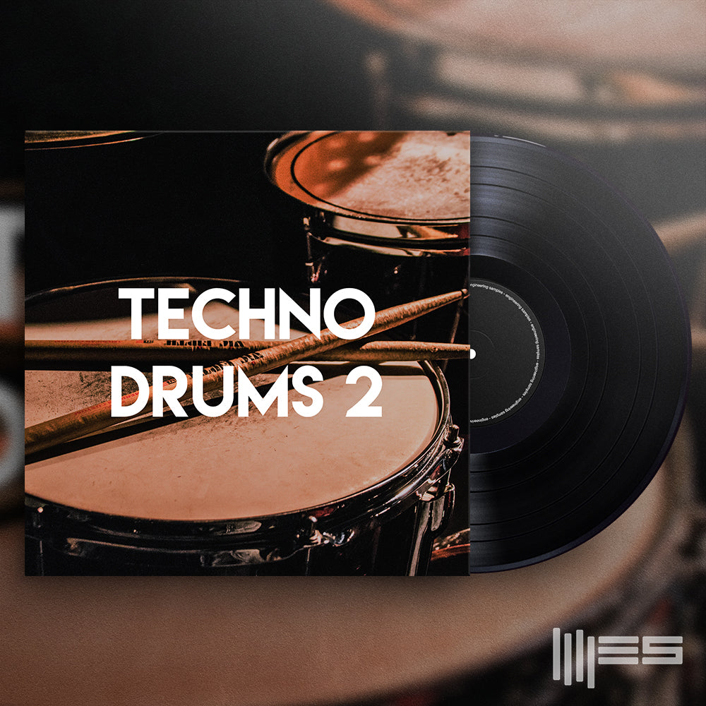 Techno Drums 2
