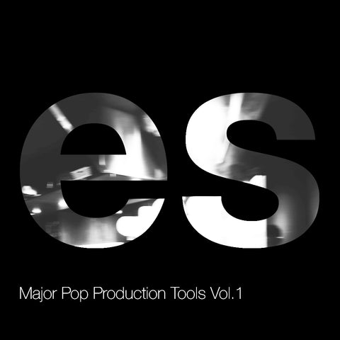Major Pop Production Tools Vol.1