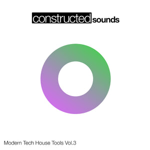 Modern Tech House Tools Vol.3