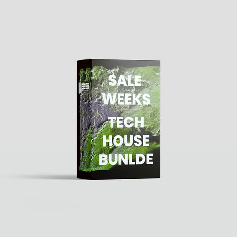 Sale Weeks - Tech House Bundle