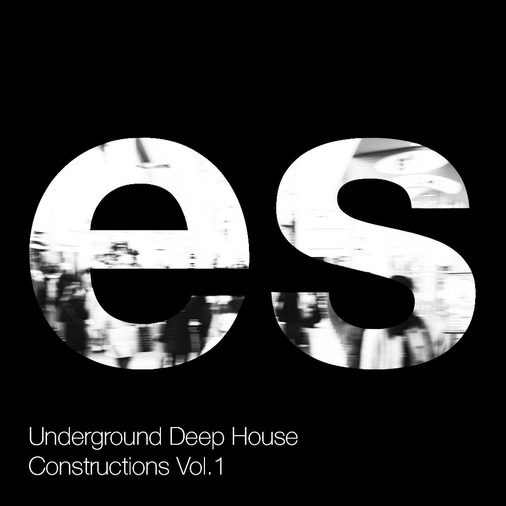 Underground Deep House Constructions Vol.1