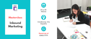 Valdivieso Concept - MASTERCLASS INBOUND MARKETING