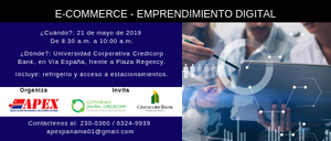 APEX - eCommerce, Emprendimiento Digital
