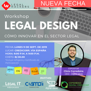 Digital Ideas - Workshop Legal Design