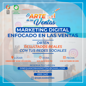 Sinequanon - Marketing Digital enfocado en las ventas