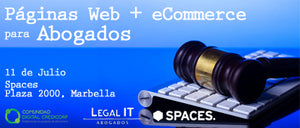 Legal IT Abogados - Páginas Web + eCommerce para Abogados