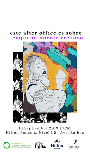 After Talk - Emprendimiento Creativo