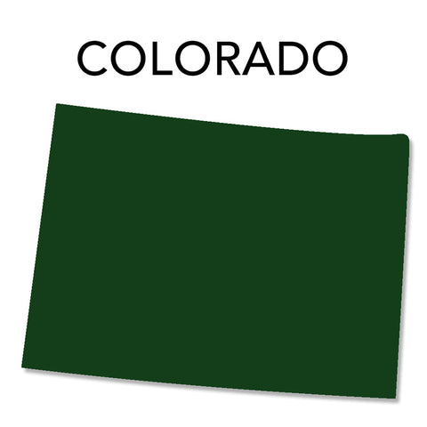 Image of Colorado Map