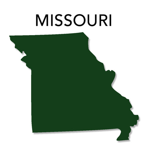 Image of Missouri Map