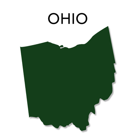 Image of Ohio Map