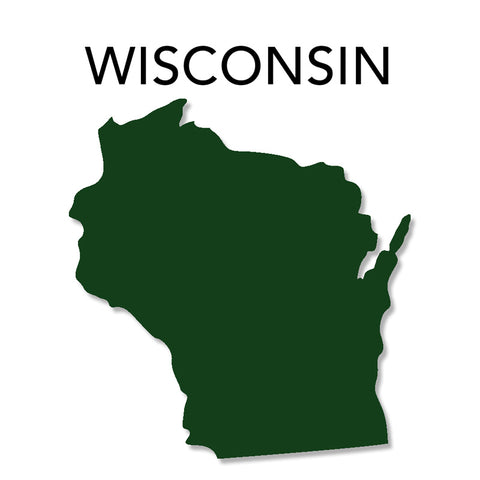 Image of Wisconsin Map