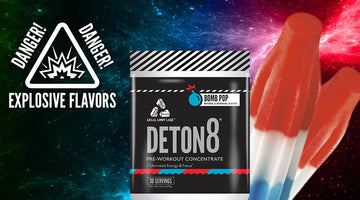 The Science Behind Deton8 PreWorkout