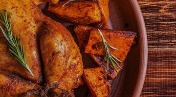 Sweet Potato Chicken Bake Recipe