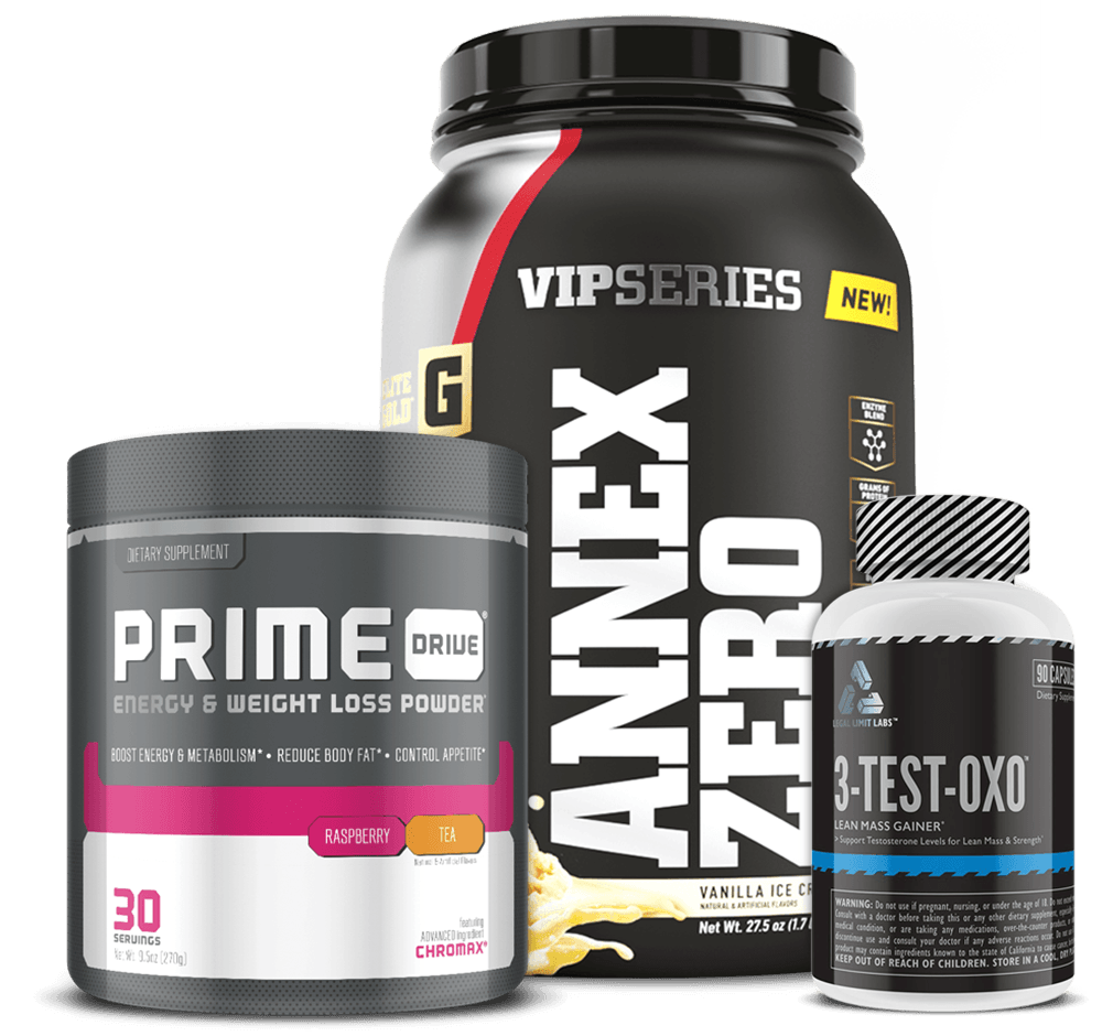 Complete Nutrition - look better, feel better and perform
