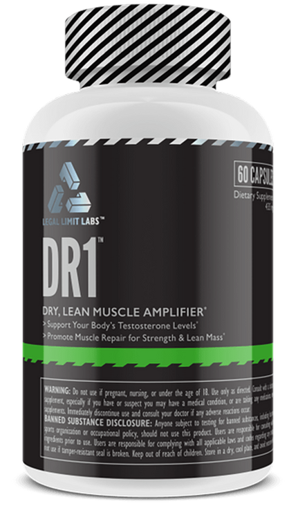 Legal Limit Labs DR1 Lean Muscle Amplifier