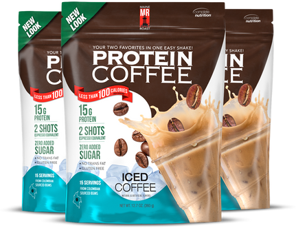 3 Pack / Iced Coffee