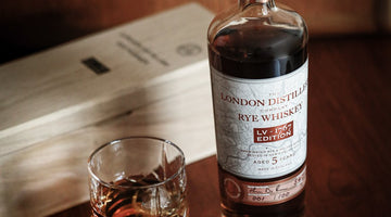Second release of first London whiskey in over 100 years