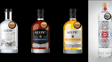 Keepr's and Dodd's spirits score highly with IWSC judges