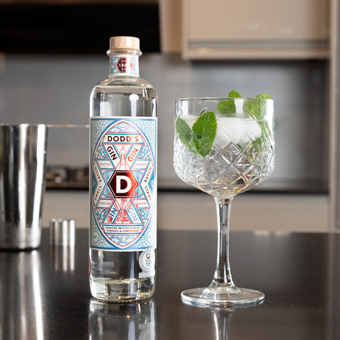 Dodd's Gin and Tonic