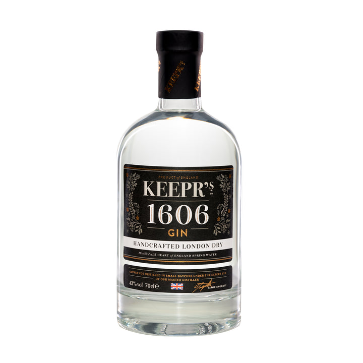 1606 LONDON DRY GIN 43% CUSTOMISED