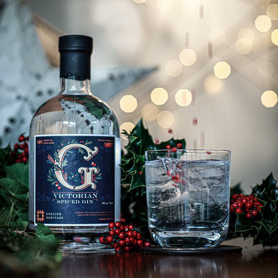 English Heritage Special Edition Victorian Spiced Gin