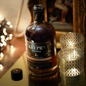 ESPRESSO VODKA DISTILLER'S CUT 40%VOL