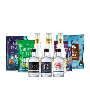 Craft Gin tasting Gift Set (CUSTOMISED OPTION AVAILABLE)