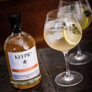 Keepr's Honey Gin with Fever-Tree Hamper (CUSTOMISED OPTION AVAILABLE)