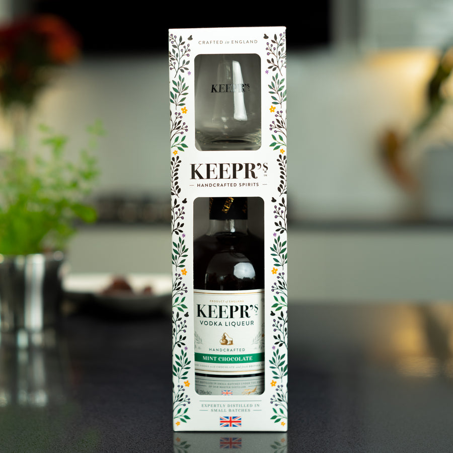 KEEPR'S AFTER DINNER GIFT BOX - The British Honey Company PLC