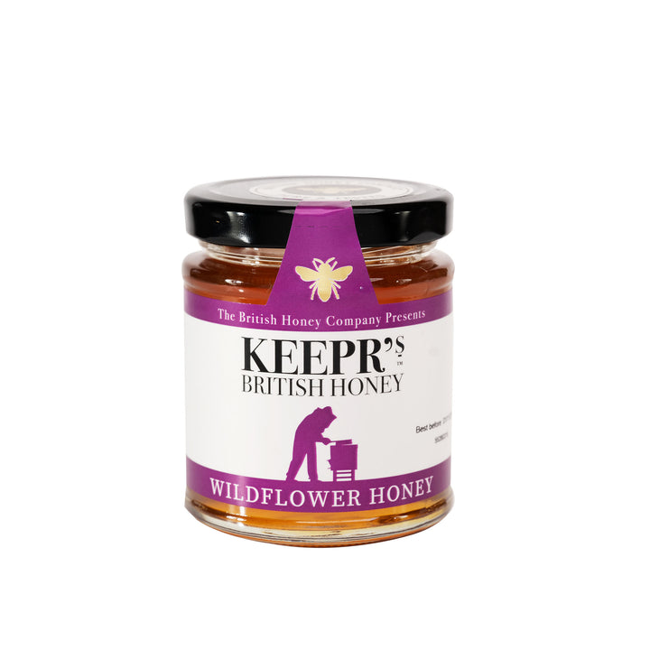 WILDFLOWER HONEY 227g