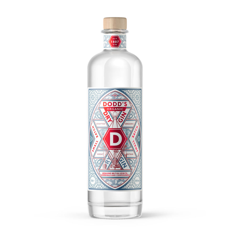 Dodd's Gin 49.9%Vol