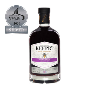 BRITISH SLOE & HONEY GIN 28%VOL - Spirit Drink