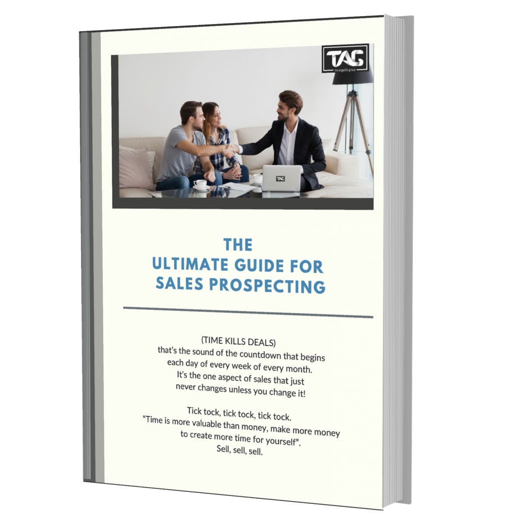 THE ULTIMATE GUIDE FOR SALES PROSPECTING