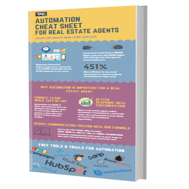 Automation Cheat sheet  for real estate agents
