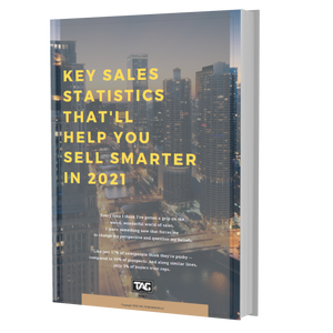Key Sales Statistics That'll Help You Sell Smarter in 2021