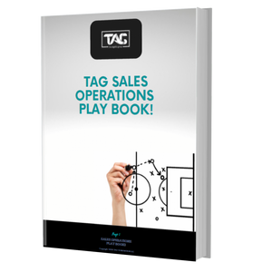 TAG SALES OPERATIONS PLAY BOOK!