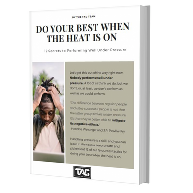 Do Your Best When The Heat Is On