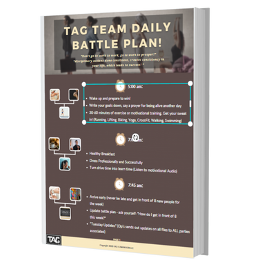 Tagteam Daily Battle Plan