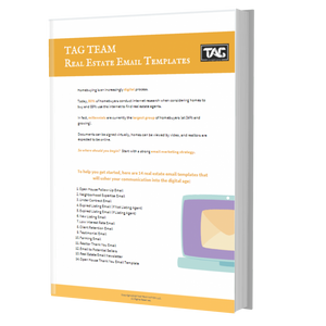 TAG TEAM  Real Estate Email Templates