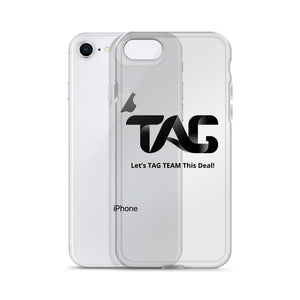 TAG iPhone Case
