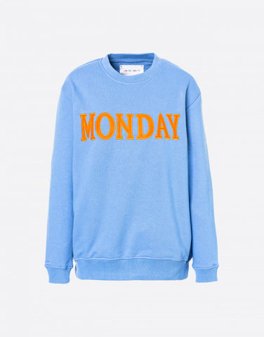 Rainbow week Monday sweatshirt