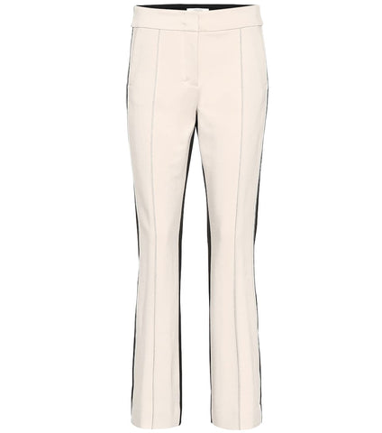 Emotional Essence mid-rise straight pants