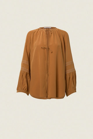 Silky Lightness Blouse