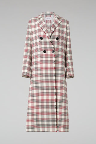 Tartan Luxury Coat