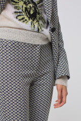 Technological Flower Pants
